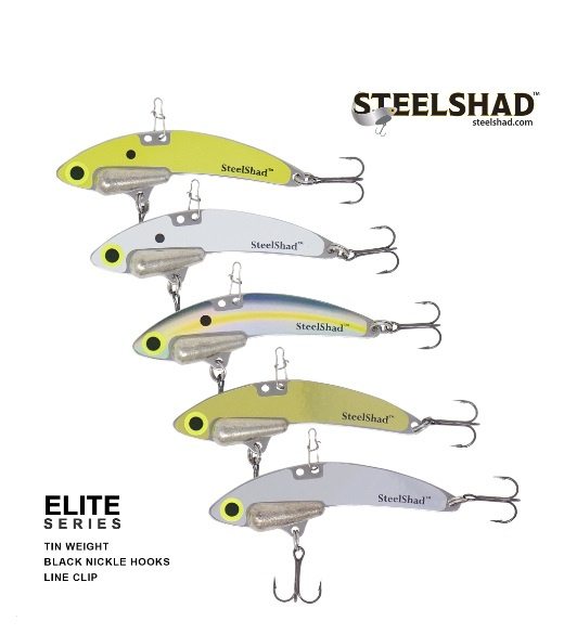 New Environmentally-Friendly SteelShad Elite