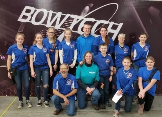 Oregon S3DA Hosts State Indoor Tournament