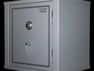 Zanotti Armor New Executive Safe, the X-1