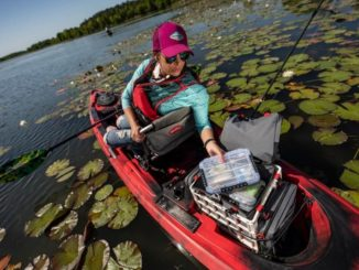A Soft Solution for Kayak Fishing's Hard Problem