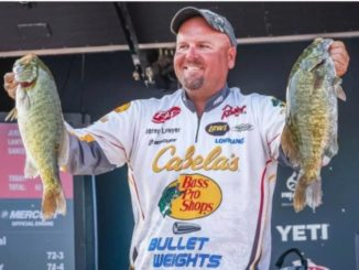 LAWYER WINS FLW TOUR AT GRAND LAKE PRESENTED BY MERCURY MARINE