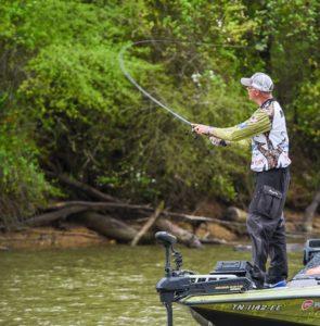 MLF - Andy Morgan Claims Win on Lake Chickamauga