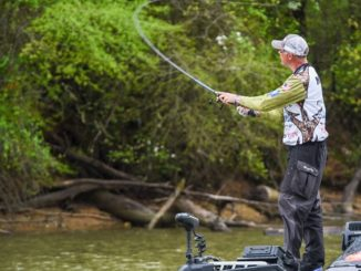 MLF - Andy Morgan Claims Win on Lake Chickamauga