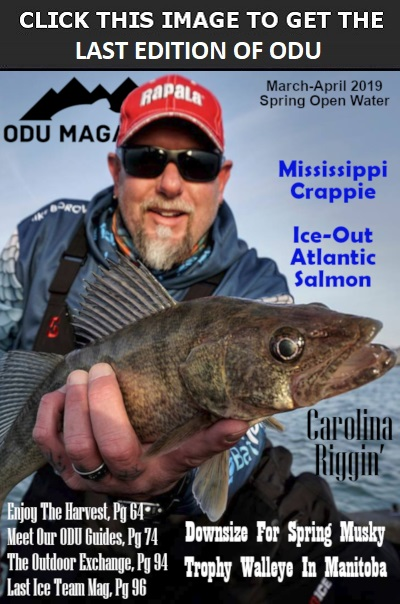 ODU March-April 2019 Digital Fishing Magazine