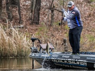 Powroznik Rallies at Raleigh to Win MLF Bass Pro Tour Stage Three Championship