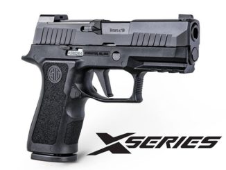 SIG SAUER P320 XCOMPACT HAS START TO HIT STORES