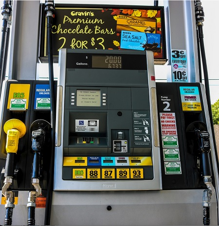 Stop the Summertime Sale of E15 Fuel