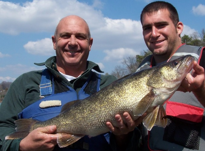 Virginia 2019 Walleye Fishing Forecast