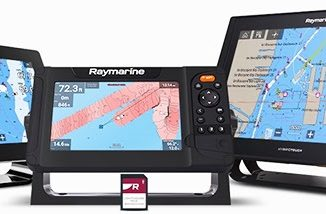 New Lighthouse NC2 North American Charts from Raymarine