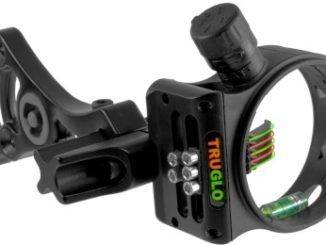 TRUGLO Updates Popular STORM Bow Sight Series