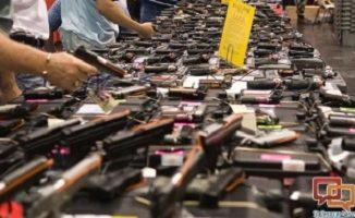 FED. JUDGE ISSUES PRELIMINARY INJUNCTION AGAINST CALIFORNIA GUN SHOW BAN