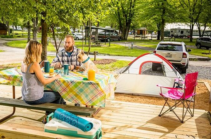 KOA Camping Tips