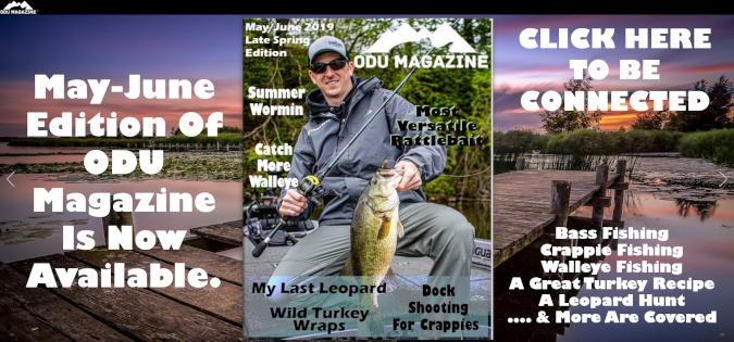 May-June Edition of ODU Mag