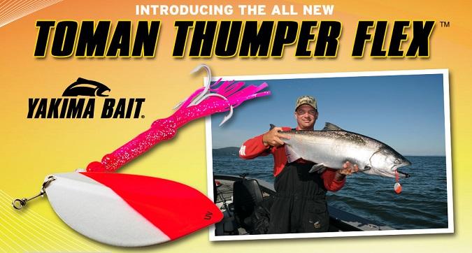 Toman Thumper Flex Spinner