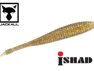 New Jackall iSHAD Soft Plastic Lure