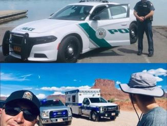 Off-duty New York officer rescues Utah kayaker on Colorado River