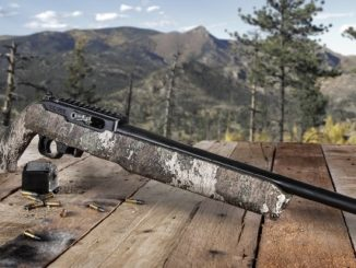 Thompson-Center Arms Adds T-CR22 with TRUETIMBER Camouflage Pattern