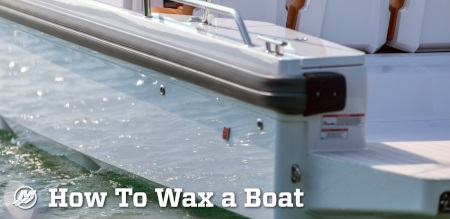 How to Wax a Boat the Right Way