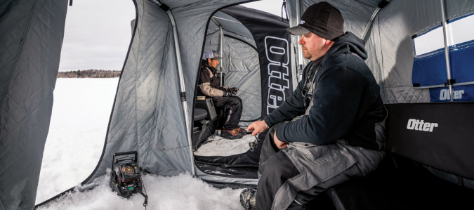 Ice Fishing's Top 5 Upgrades